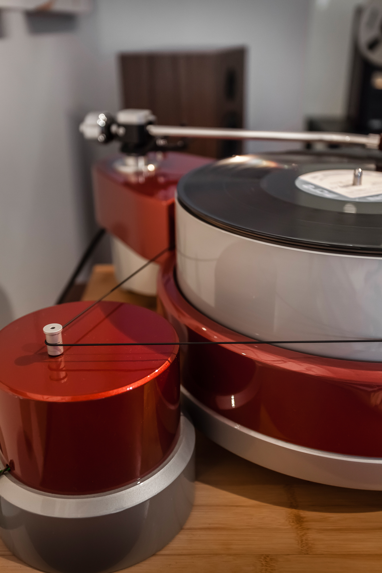 DaVinci Audio Gabriel Turntable