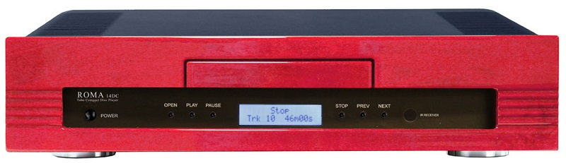 Synthesis Tube Compact Disc Player
