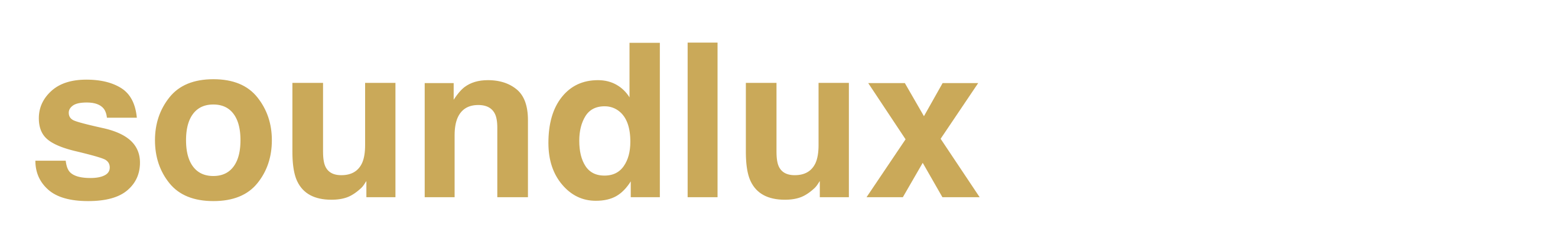 Soundlux Audio - Logo