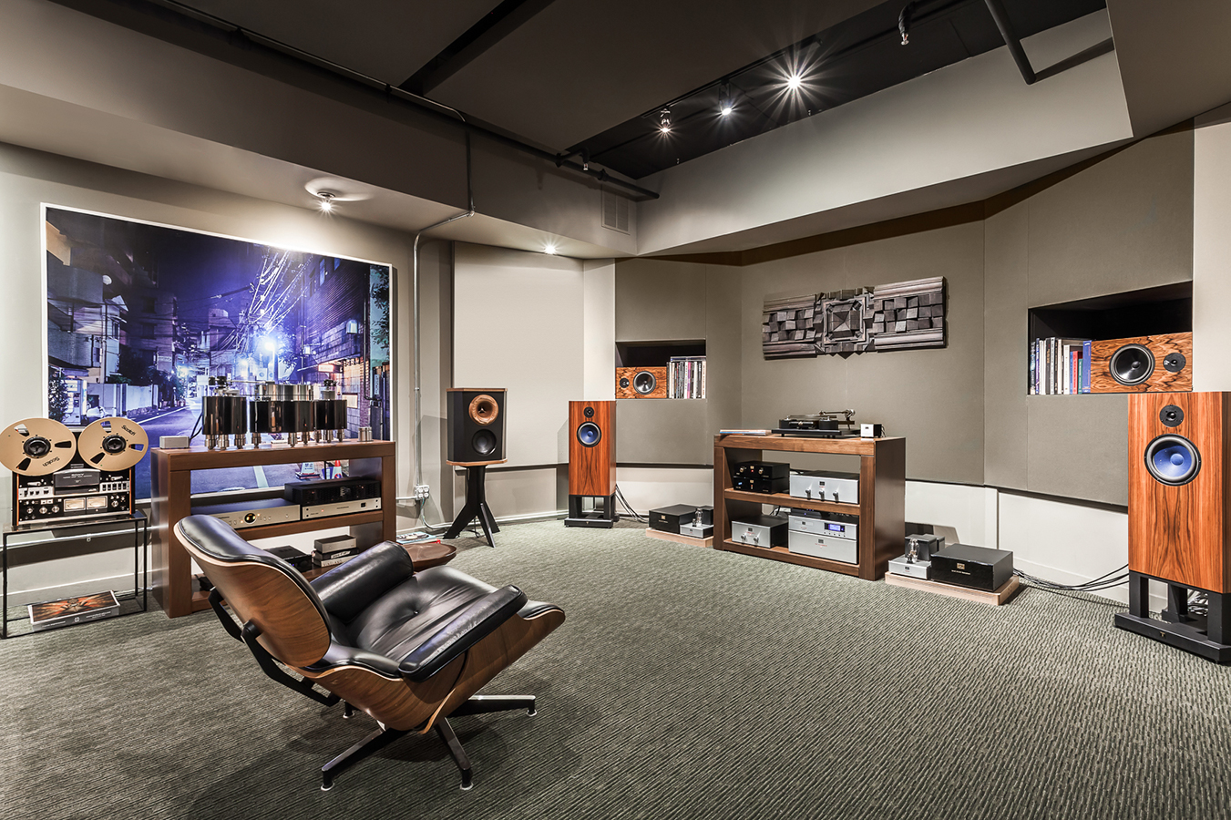 Soundlux Audio Showroom